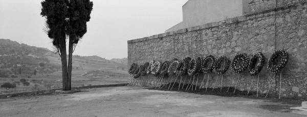 begraafplaats, Sicilië, 2003