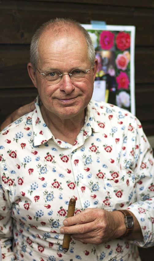 Toon Michiels, Den Bosch, 16 september 2012 – Toon viert zijn 60-ste verjaardag alhoewel hij vandaag 62 is geworden