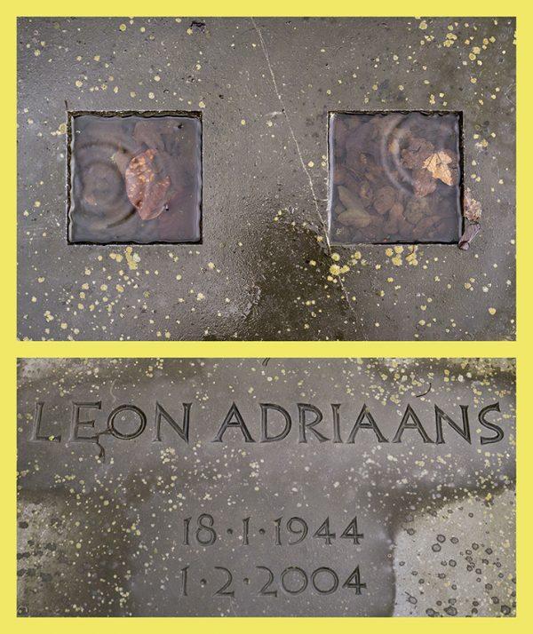graf Leon Adriaans, Den Dungen, 2015