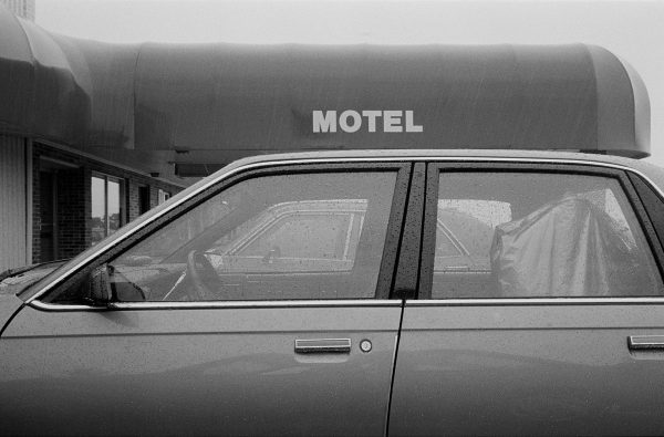 motel, near Buffalo, 1992