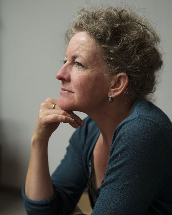 Liesbeth Visser, Brussel, 2014