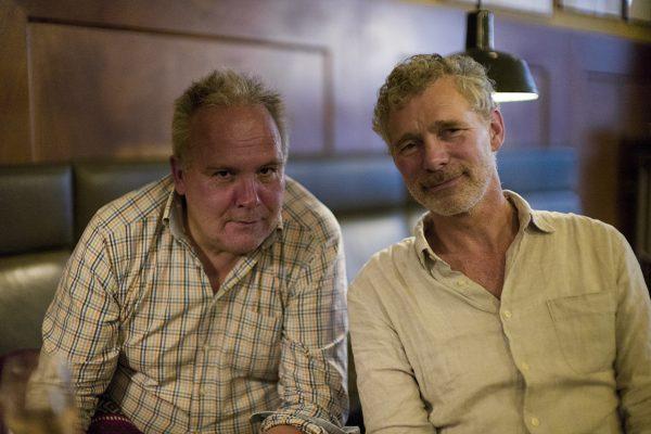 Rein Jelle Terpstra en Martin van den Oever, Amsterdam, 2018